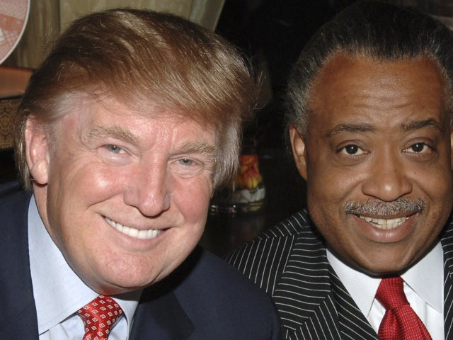 Al Sharpton Delivers Sharp Response to Donald Trump's Fort Bragg Comments