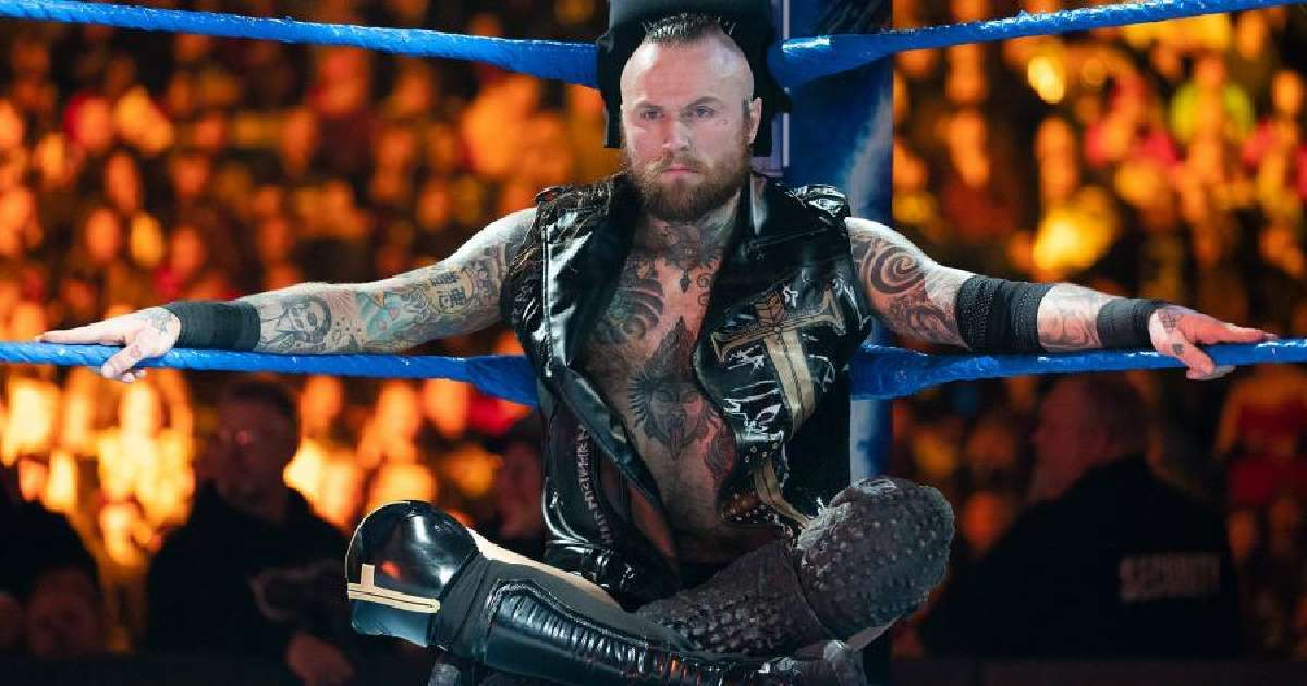 Aleister-Black WWE Raw