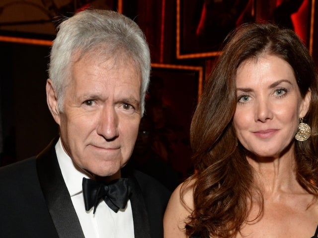 Alex Trebek Gets Emotional Discussing Wife Jean Amid His Cancer Treatment: 'She's a Saint'