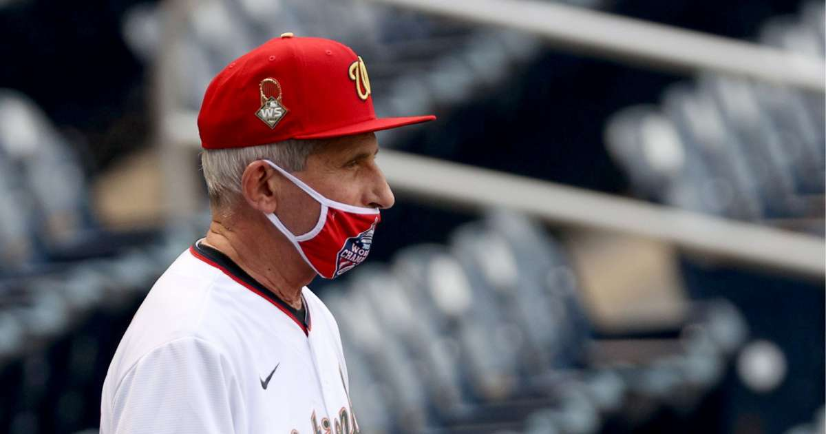 Anthony Fauci 50 Cent First Pitches rank among worst ever