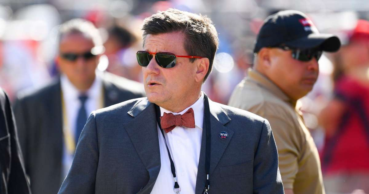 Arizona Cardinals owner Michael Bidwill released hospital COVID-19 testing positive