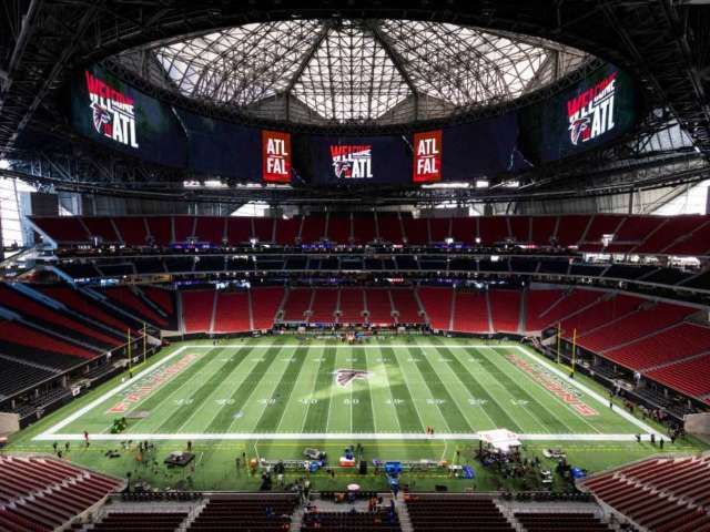 Atlanta Falcons Announce Plans to Have 20,000 Fans at Home Games for 2020 Season