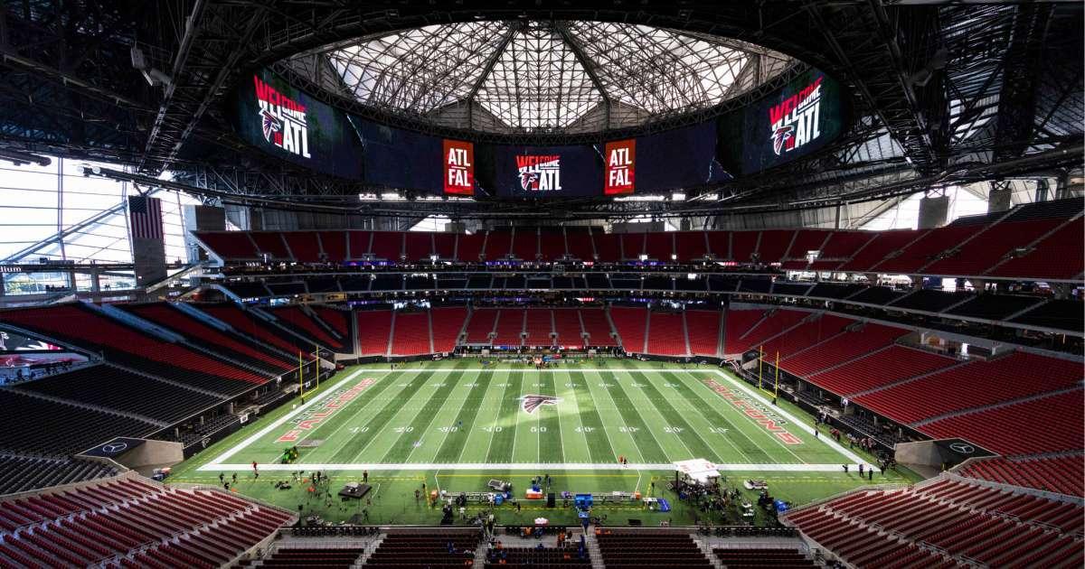 Atlanta Falcons plans have 20,000 fans homes games 2020 season