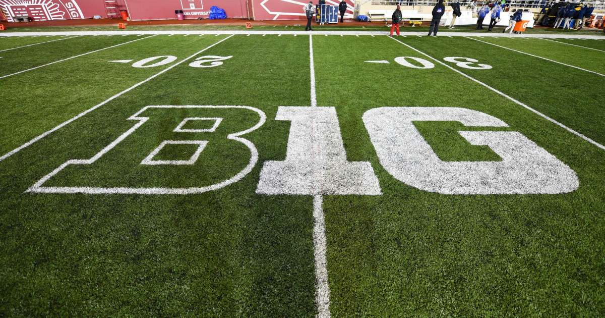 Big Ten eliminates non-conference football games COVID-19 pandemic