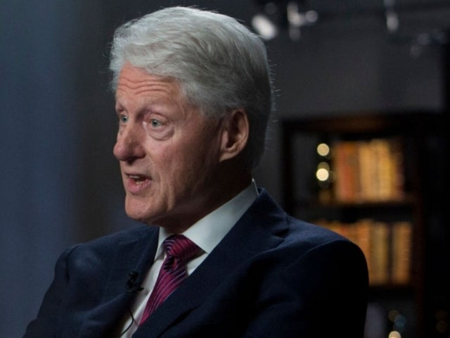 Bill Clinton Receives Neck Massage From Jeffrey Epstein Victim in Leaked Photos