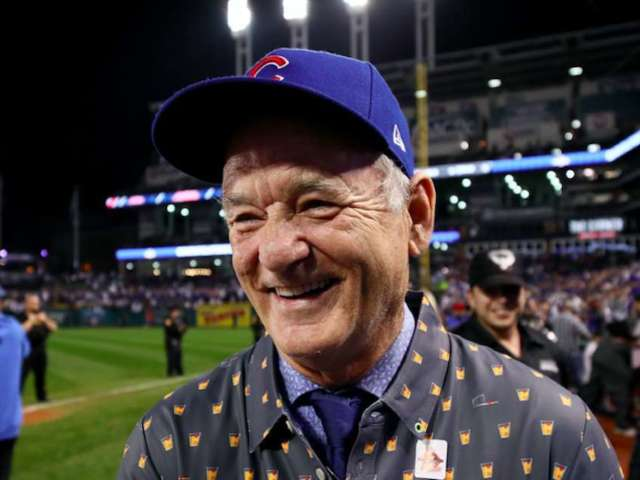 Watch Bill Murray Yell 'Take Me out to the Ballgame' in Hilarious Serenade for MLB Season Opener