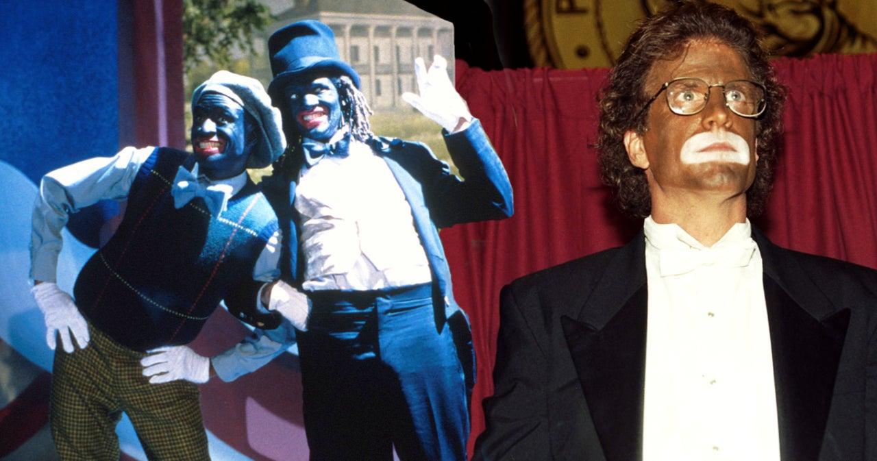 Blackface ted danson whoopi goldberg Whoopi, Ted: