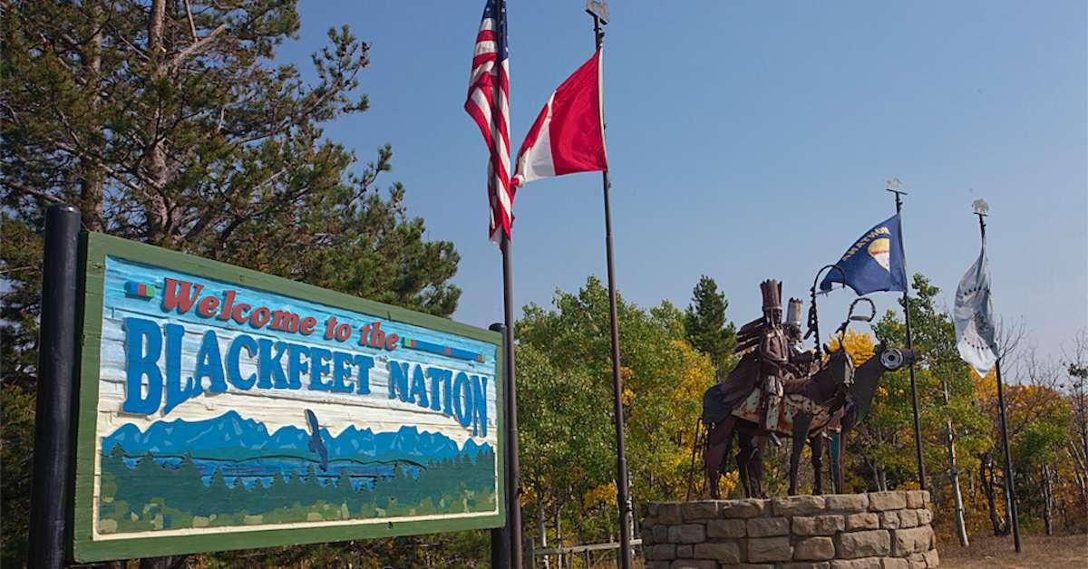 Blackfeet-Reservation