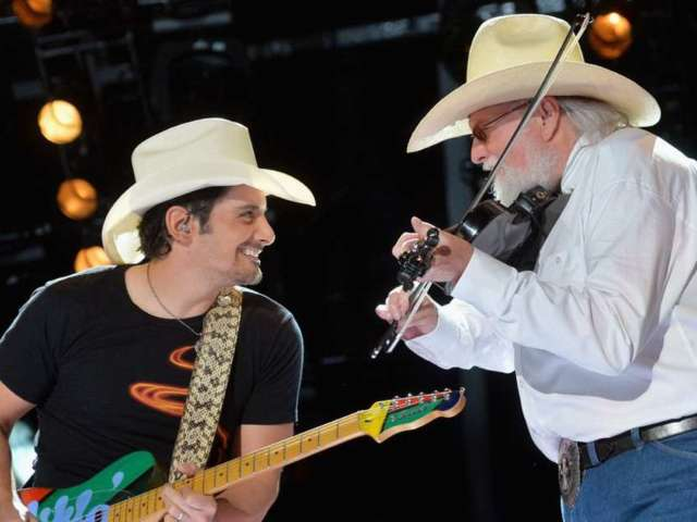 Brad Paisley Pens Touching Essay on Charlie Daniels Following His Death: 'He Was Like a General up There'