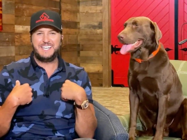 Luke Bryan Pranks His Dog Choc in New Video