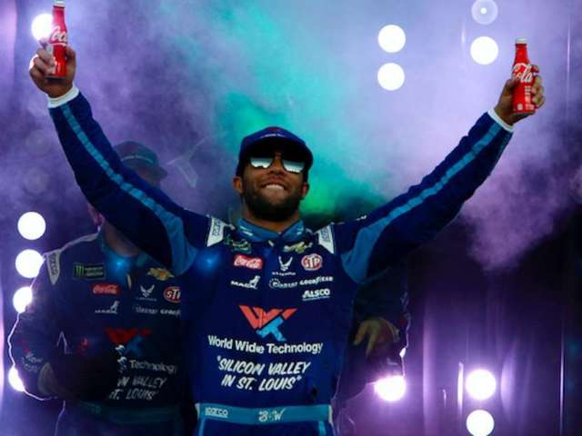 NASCAR: Bubba Wallace Is Now Available in Bobblehead Form