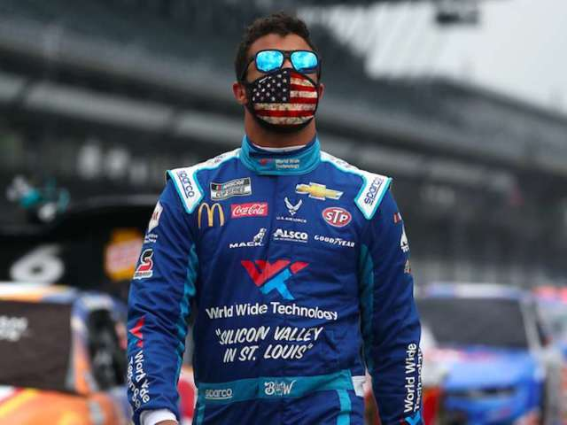 Inauguration Day 2021: NASCAR's Bubba Wallace Celebrates 'Huge Day for So Many'