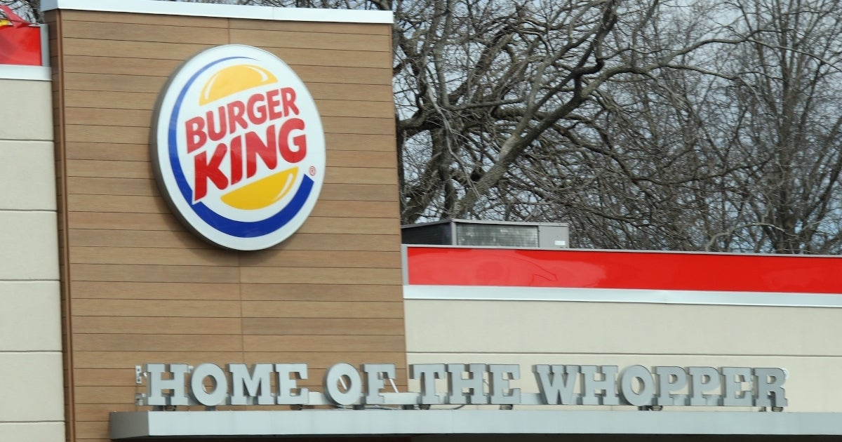 burger king getty images
