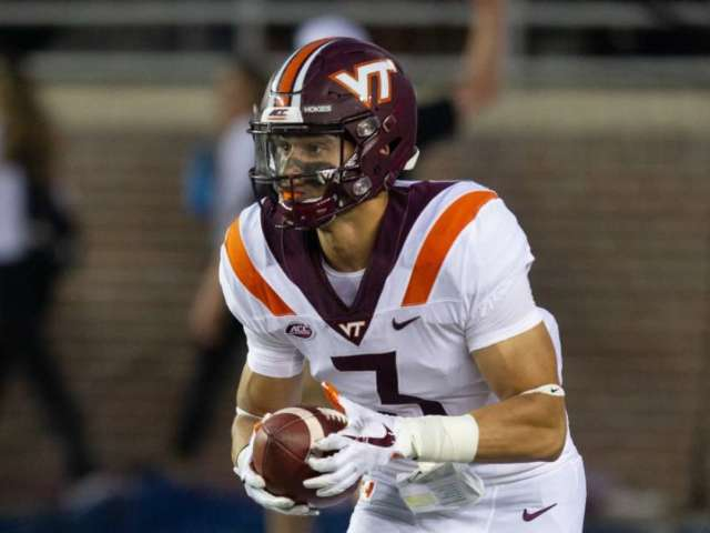 Virginia Tech's Caleb Farley Opts out of College Football Season
