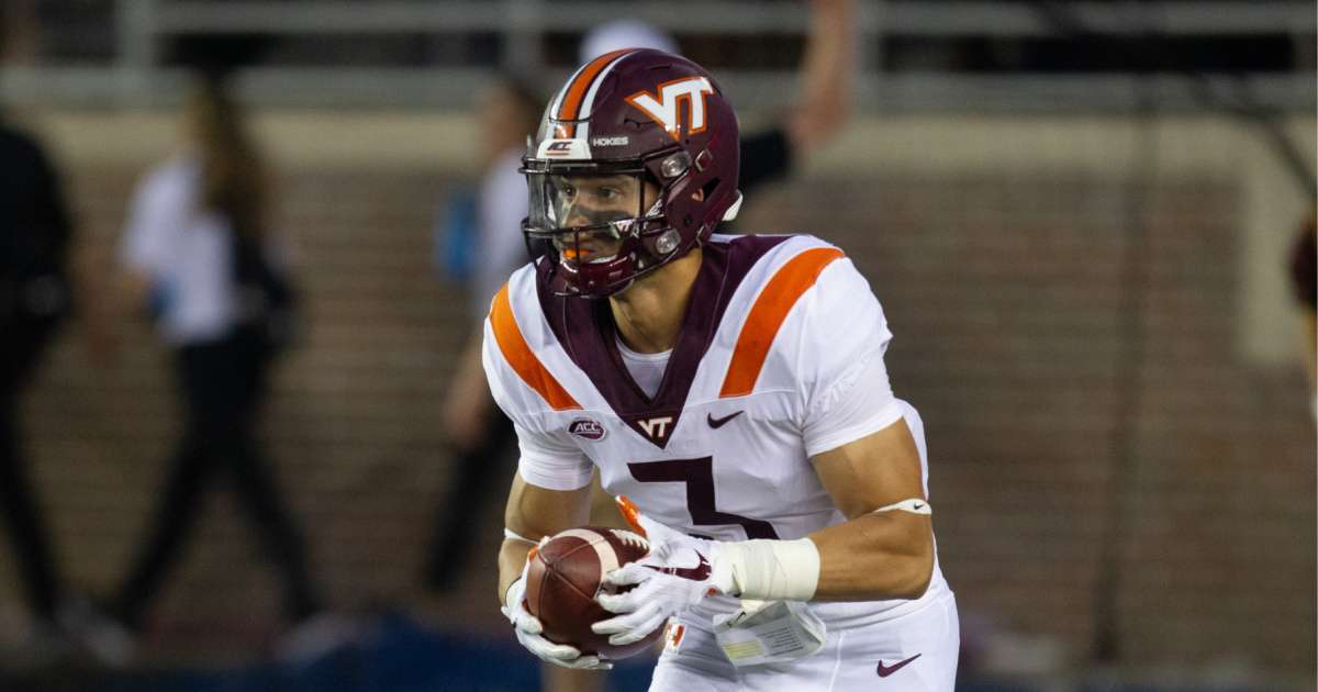 Caleb Farley Virginia Tech opts out college football season