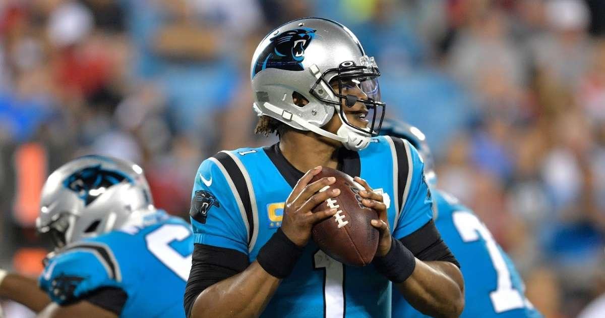 Cam Newton breaks silence replacing Tom Brady signing Patriots