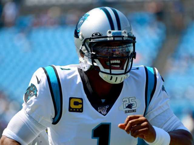 Cam Newton Officially Signs Contract With Patriots, Jersey Number Revealed