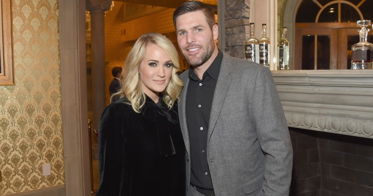 carrie underwood mike fisher getty images 3