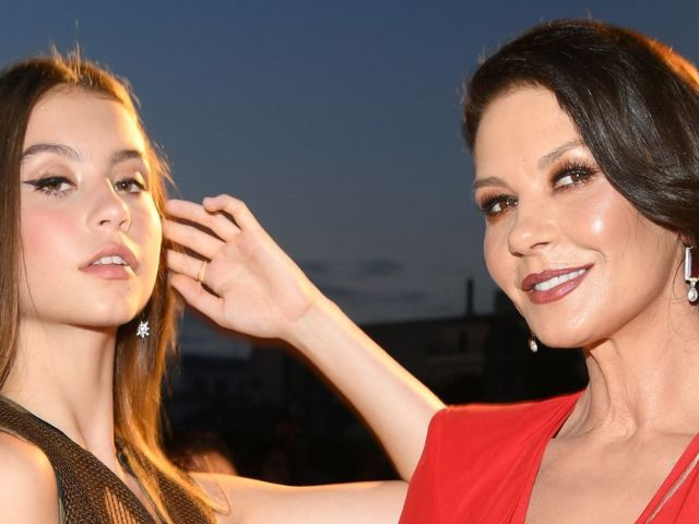 Catherine Zeta-Jones' Daughter Carys Is the 'Spitting Image' of Her Mother in New Photo