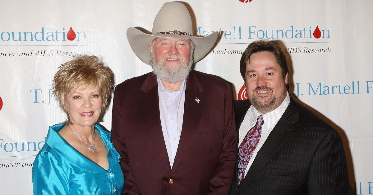 charlie daniels son wife getty images