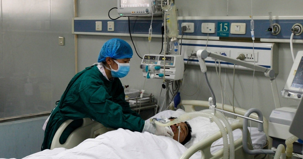 china doctor getty images