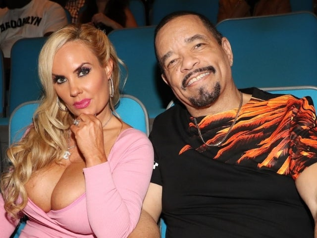 'Law & Order: SVU' Star Ice-T Reveals Wife Coco Austin's Dad Has Permanent Lung Damage From COVID-19