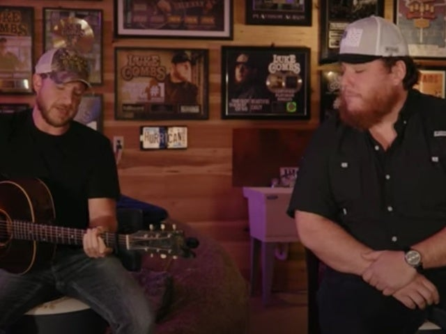 Watch Luke Combs Perform 'Lovin' on You' for 'CMA Summer Stay-Cay'