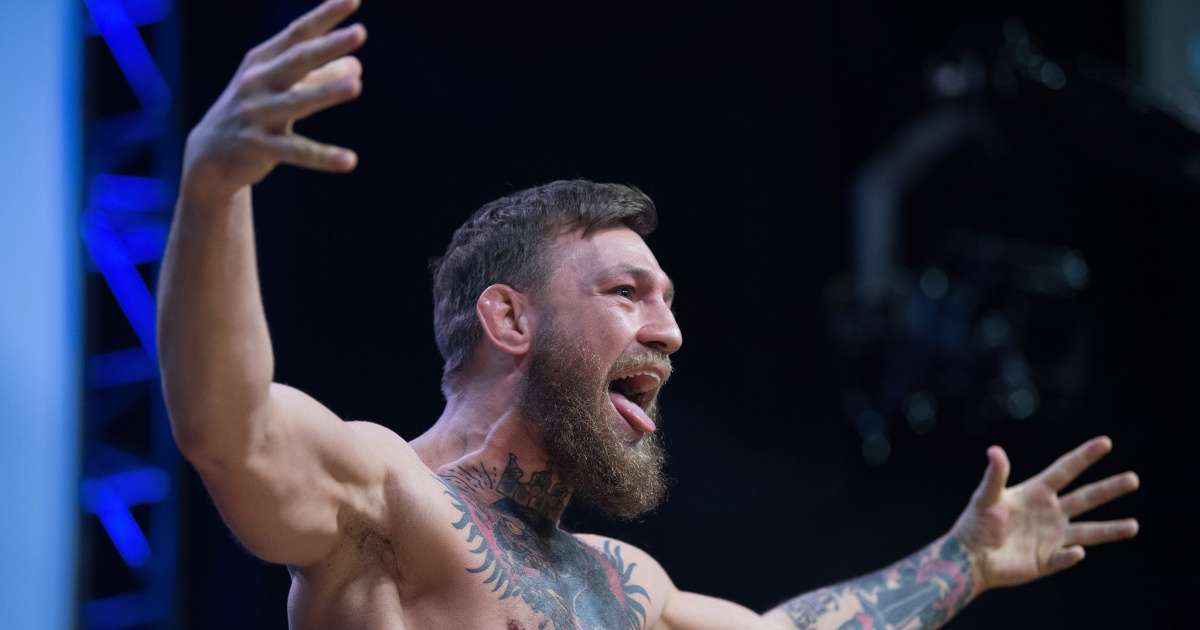Conor McGregor sends message to Vince McMahon UFC retirement