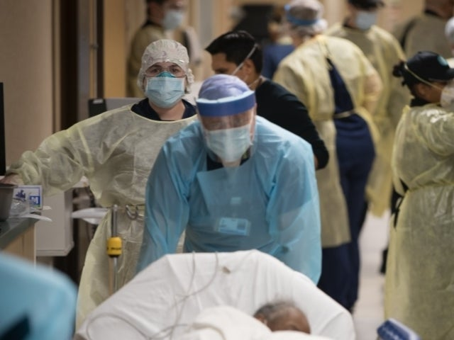US Coronavirus Death Toll Hits 200,000, New Data Shows