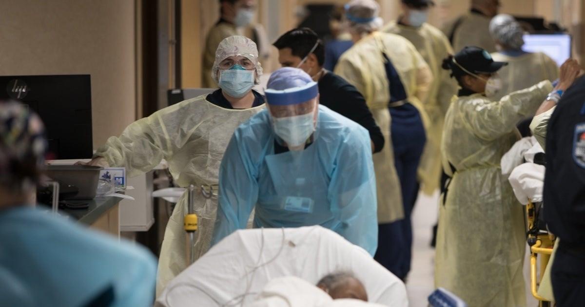 coronavirus hospital getty images 3