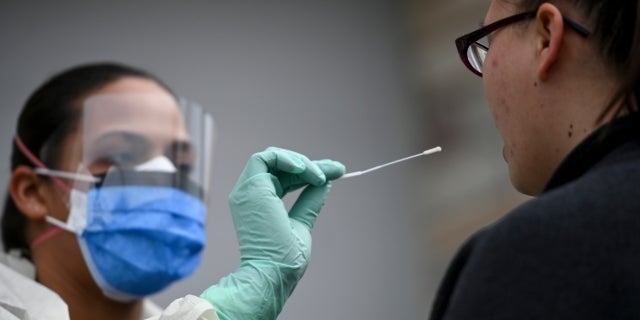 coronavirus testing getty images