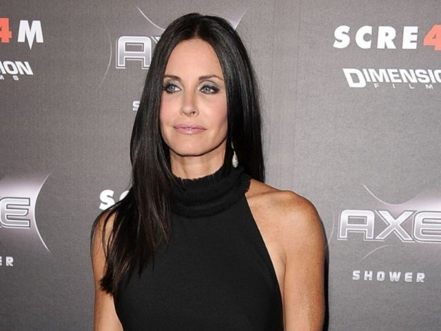 Courteney Cox to Reprise Her Role in Upcoming 'Scream' Reboot