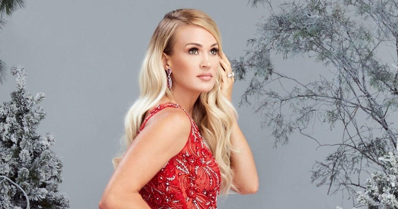 Carrie Underwood Releasing Special Edition of Holiday Album 'My Gift' Ahead of Christmas.jpg