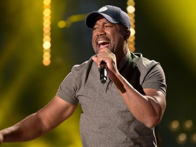Darius Rucker Says He's 'Lived With Racism' His Whole Life