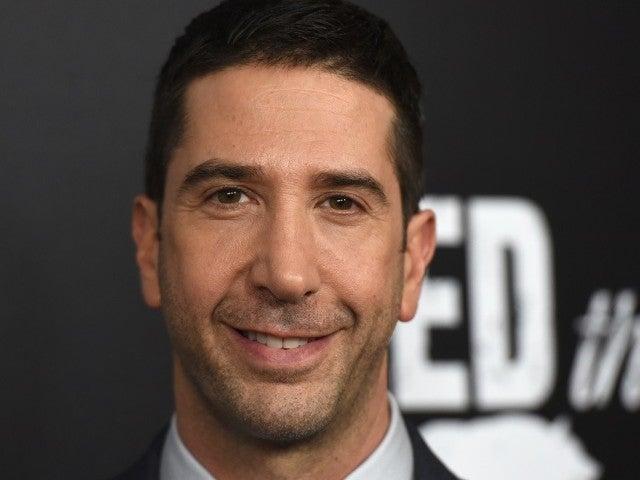 David Schwimmer Weighs in on Friends' Ross and Rachel's Break Debate