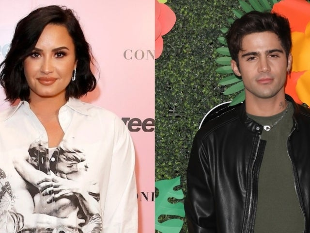 Demi Lovato's Ex Max Ehrich Drips Sadness While Sulking at Site of Beach Proposal