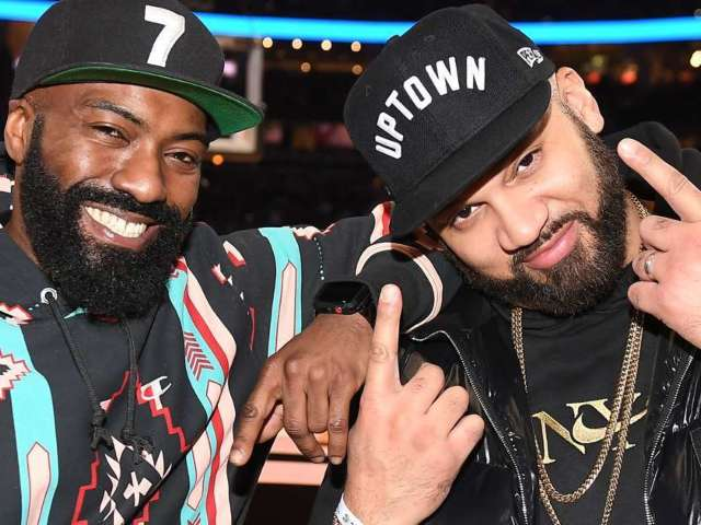 'Desus & Mero' Host The Kid Mero Mocks Donald Trump Jr.'s Twitter Suspension