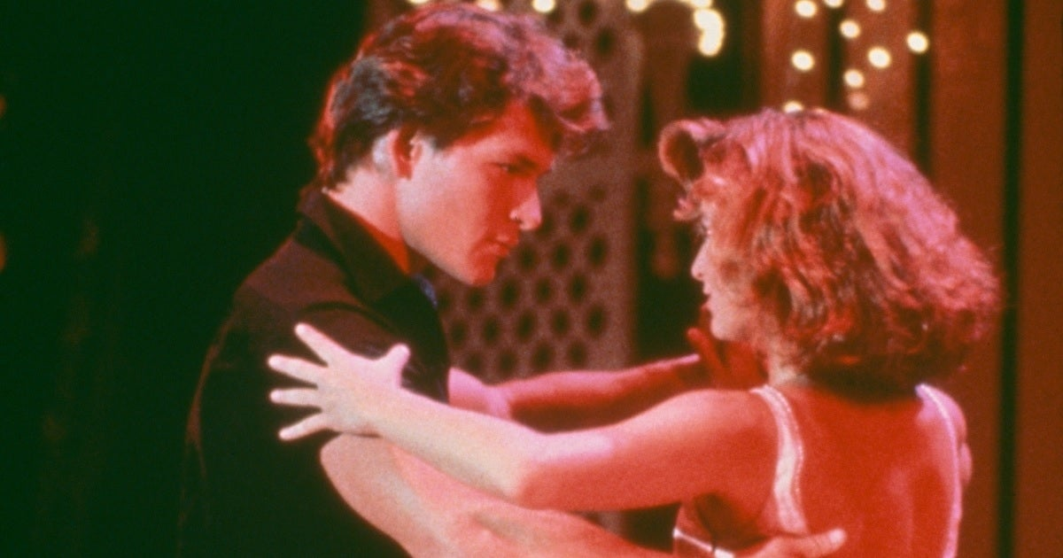 dirty dancing getty images