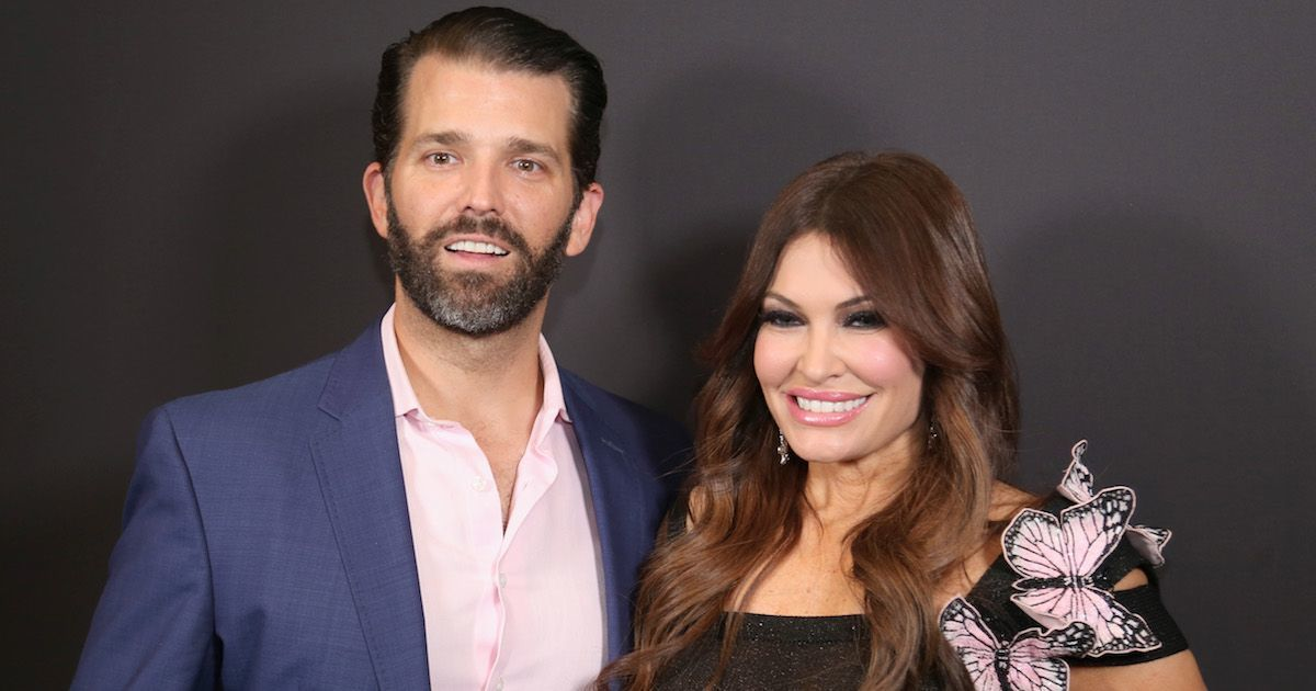 donald-trump-jr-kimberly-guilfoyle-getty