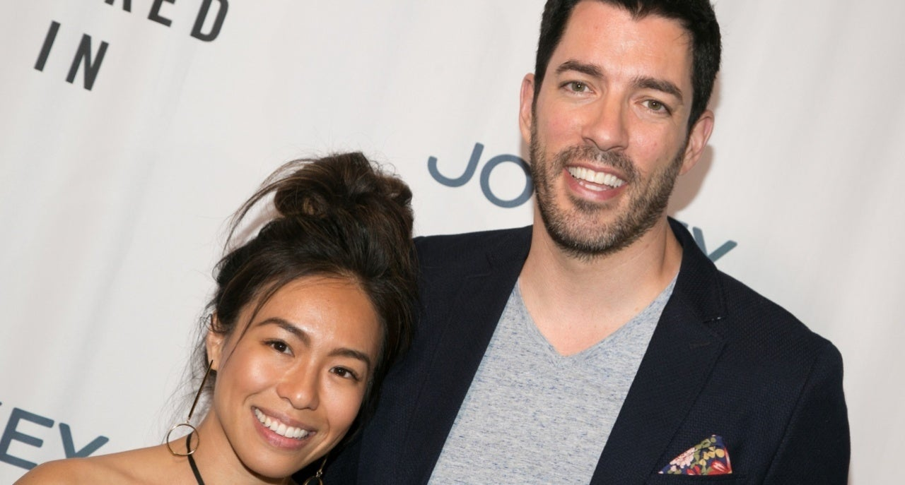 Drew Scott And Linda Phan All The Cutest Photos Of The Property Brothers Star And His Wife
