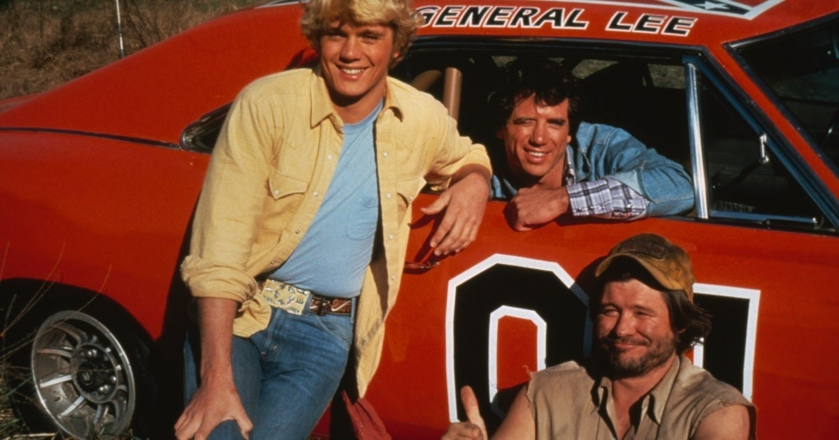 dukes of hazzard getty images