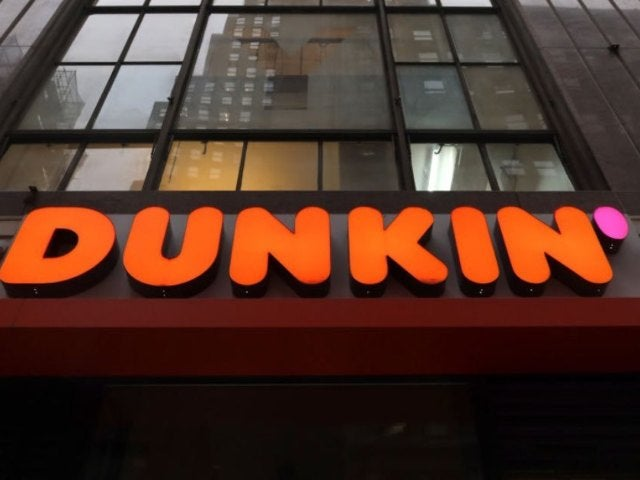 Dunkin' Is Closing 450 Locations