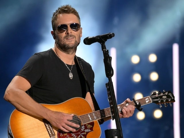 Watch Eric Church's 30-Minute Acoustic Medley From CMA Fest 2019