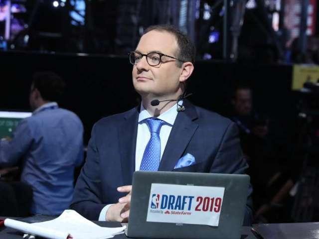 ESPN's Adrian Wojnarowski Apologizes to Senator Josh Hawley for Dropping F-Bomb in Email