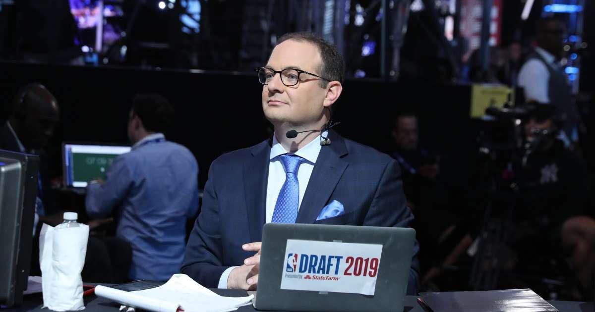 ESPN Adrian Wojnarowski apologizes Senator Josh Hawley f-bomb email