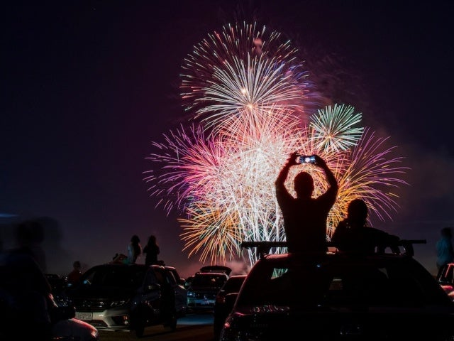Stimulus Checks: Neighborhood July 4th Displays Have People Thinking Payments Were Spent on Fireworks