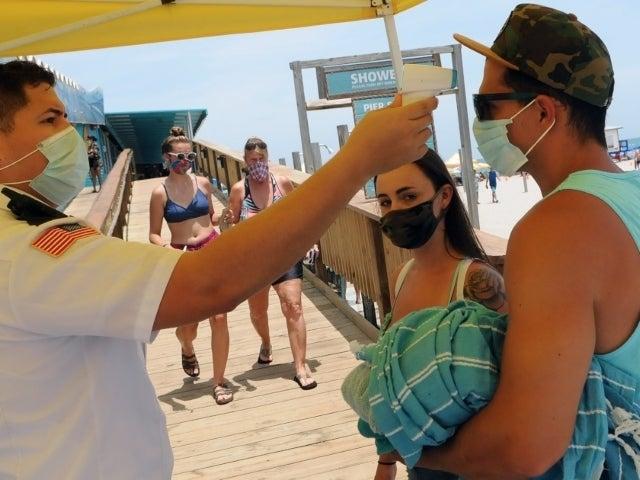 Florida Surpasses 200,000 Positive Coronavirus Cases Amid State Reopenings
