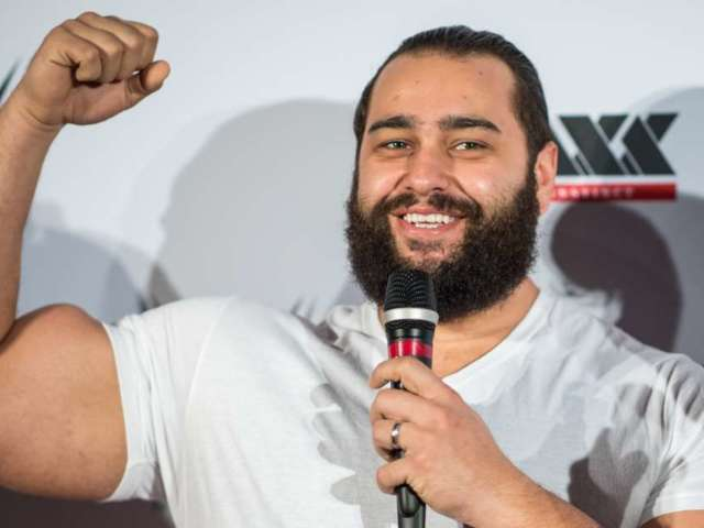 Former WWE Superstar Rusev Says He's Done With Wrestling