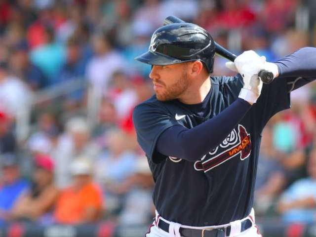 Freddie Freeman Tests Positive for Coronavirus, 3 Other Braves Players Infected