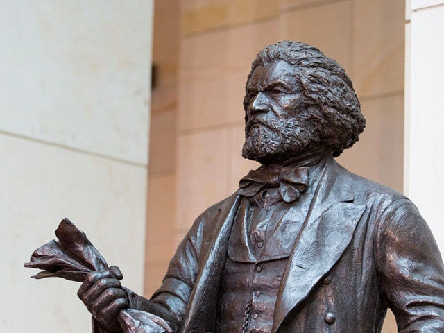 Statue of Frederick Douglass, American Abolitionist, Vandalized During July 4th Weekend